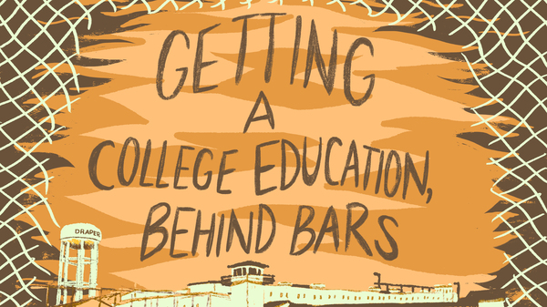 Getting A College Education, Behind Bars