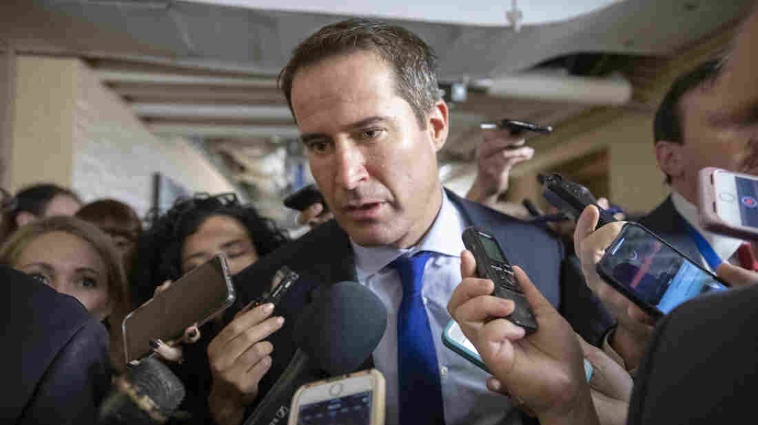 Rep. Seth Moulton latest to enter crowded Democratic presidential race
