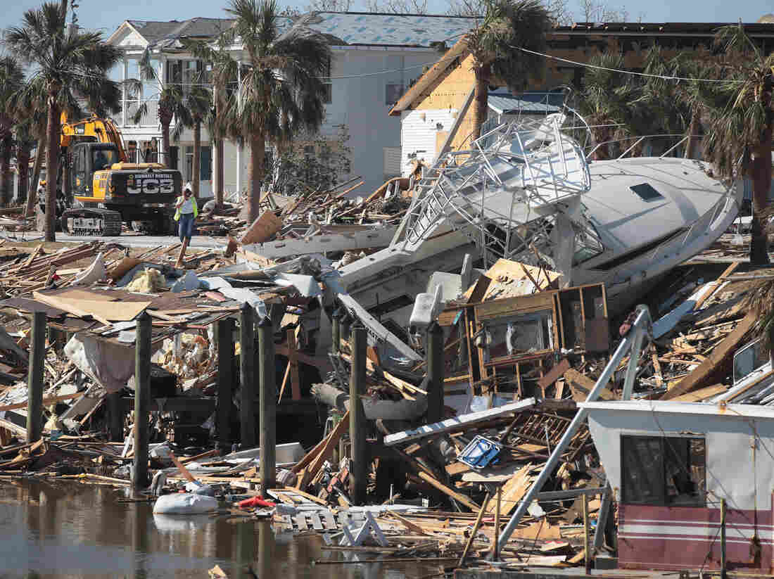 State lawmakers react to Hurricane Michael category change