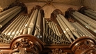 The pipe organ of Notre Dame cathedral in Paris, one of the most famous in the world, was spared from the cathedral fire on April 15, but major restoration needs to be done on the instrument.