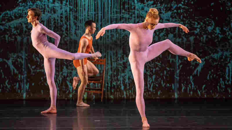 100 Dances For 100 Years Of Merce Cunningham