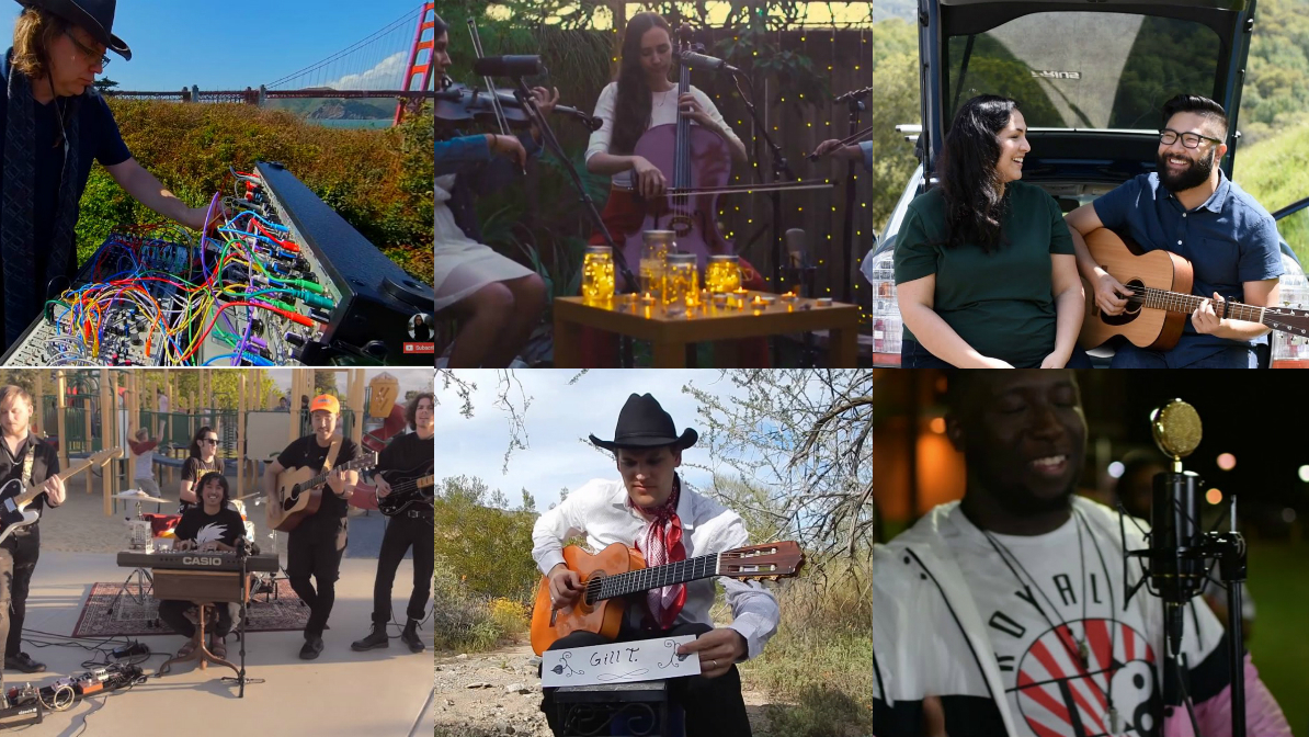 Vote: What's Your Favorite Desk In The Wild From The 2019 Tiny Desk Contest?