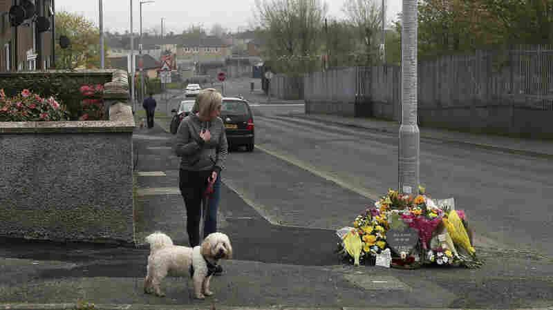 Northern Ireland Police Arrest 2 Men In Shooting Death Of Journalist