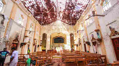 Sri Lanka Explosions Target Churches and Hotels, Killing More Than 200
