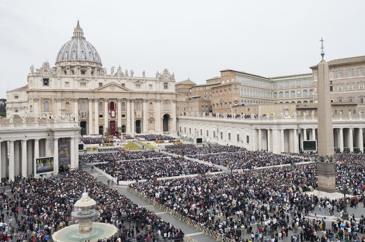 Perayaan Minggu Paskah Tahun ini Diwarnai Kesedihan
