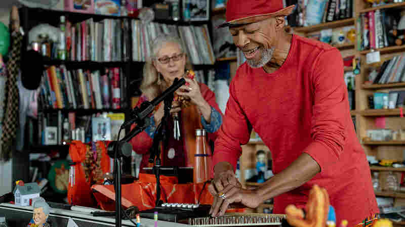 Laraaji: Tiny Desk Concert