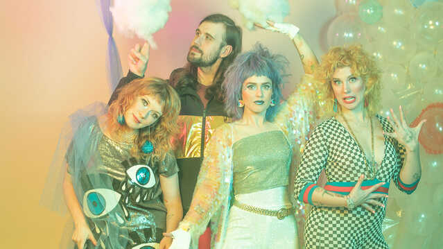 Tacocat Anchors 'This Mess Is A Place' In Hope