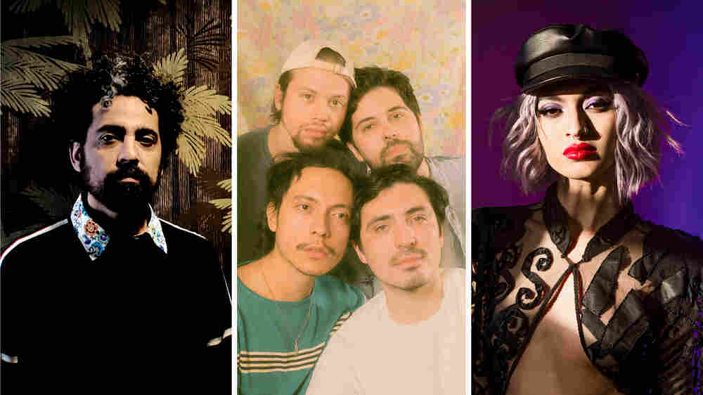 Slingshot Scenes: 5 Chicago Latinx Artists To Watch In 2019