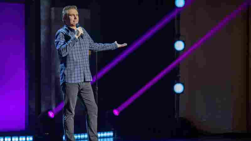 Comedian Brian Regan Sees The Dinosaurs In Everyday Life