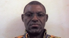 Dr. Richard Valery Mouzoko Kiboung of Cameroon, who was killed on Friday in the attack on an Ebola response command center in Democratic Republic of the Congo.