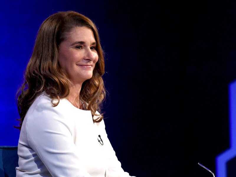 Melinda Gates' 'The Moment Of Lift' Is More Of A Whisper