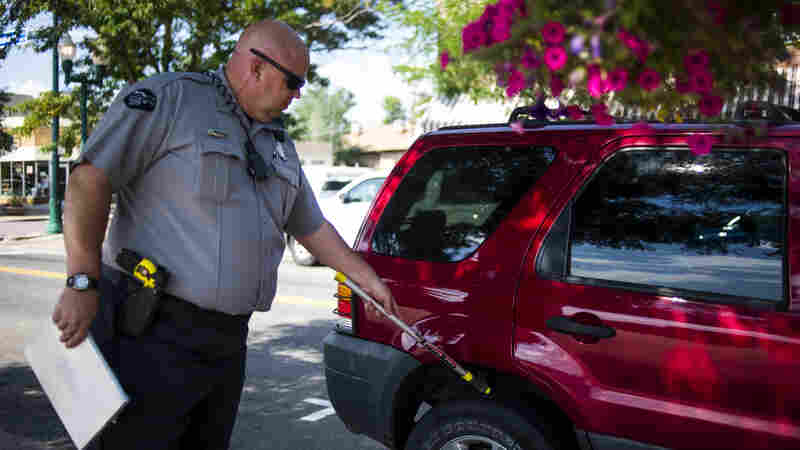 Court Says Using Chalk On Tires For Parking Enforcement Violates Constitution