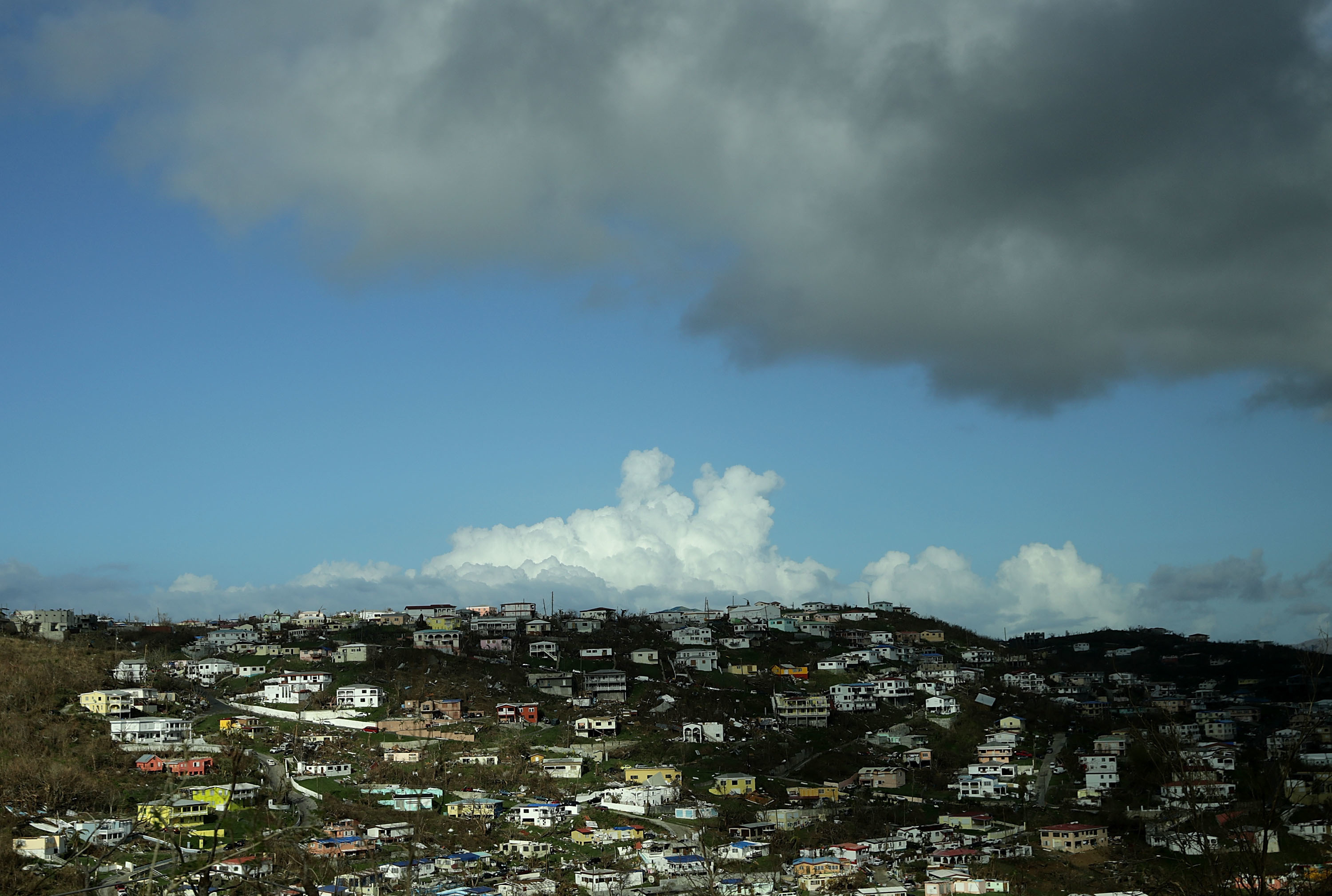 After Two Hurricanes, A 'Floodgate' Of Mental Health Issues In The Virgin Islands