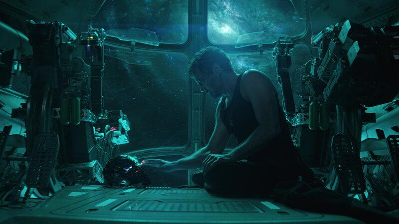 Review: In 'Avengers: Endgame,' Somber Reflection Yields