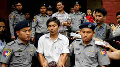Reuters Journalists Jailed In Myanmar Lose Appeal, Will Stay In Prison