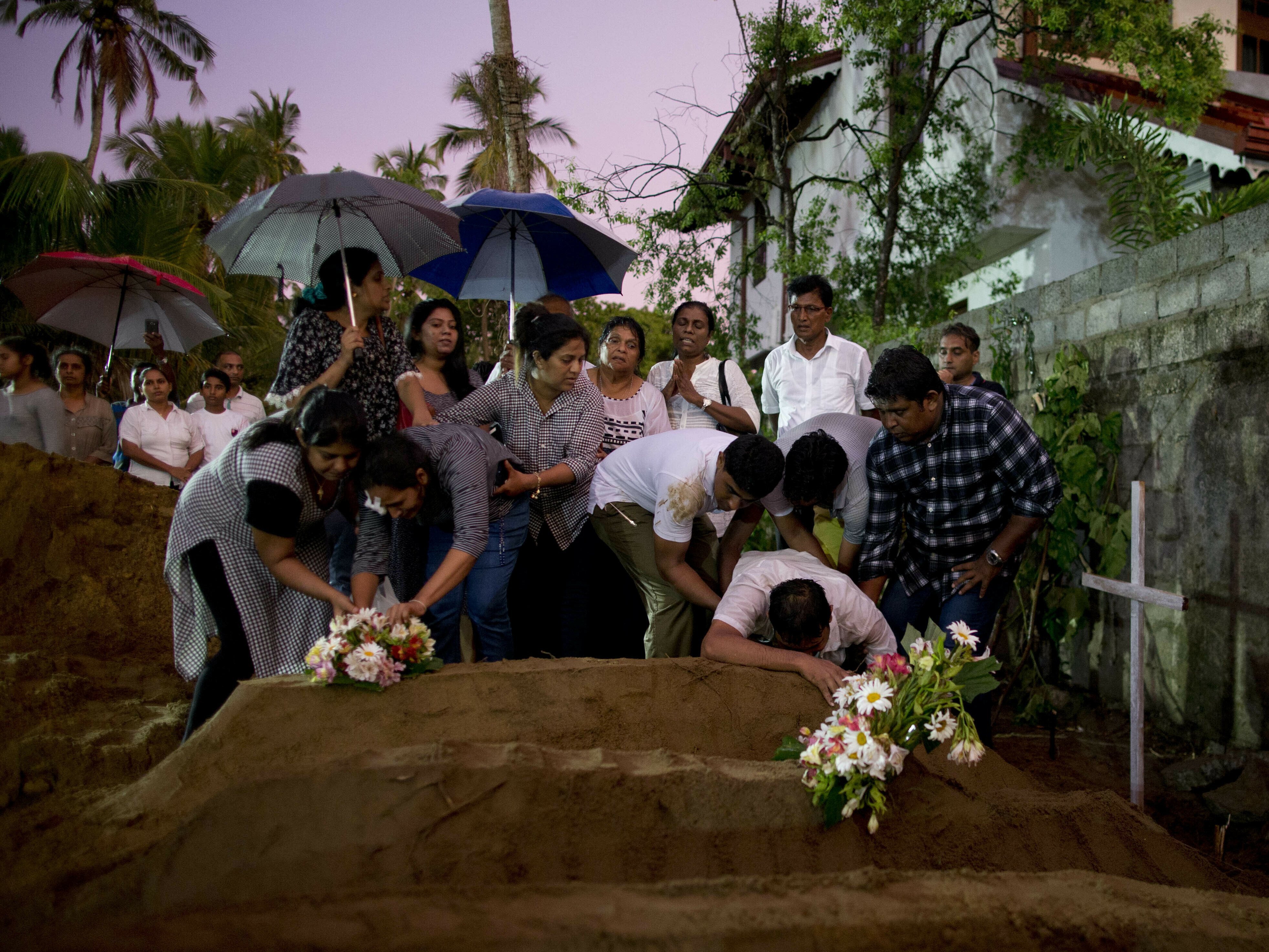 ISIS Claims Responsibility For Easter Sunday Bombings In Sri Lanka