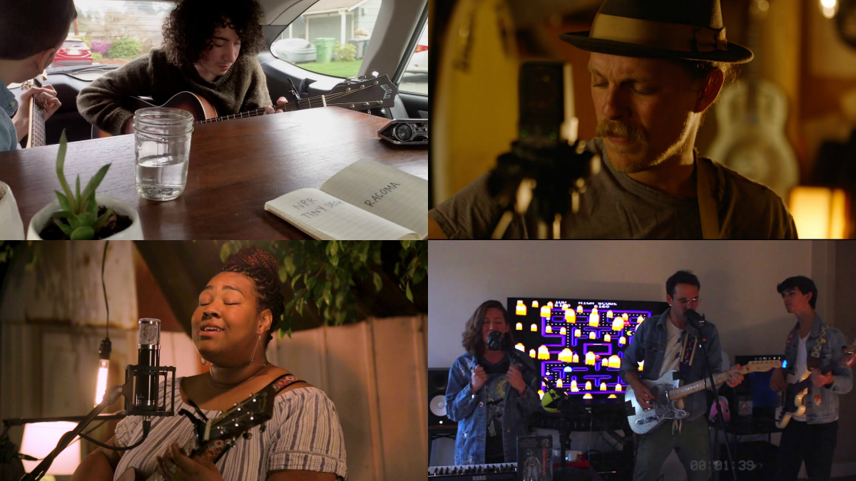 The Tiny Desk Contest Entries That Impressed Us This Week