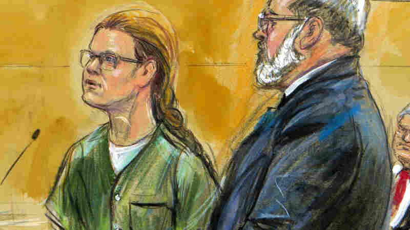 Russian Agent Maria Butina To Be Sentenced In Federal Court On Friday