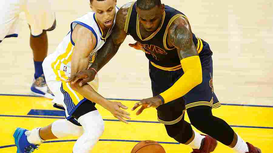Scientists Explain A Common Fight In Basketball