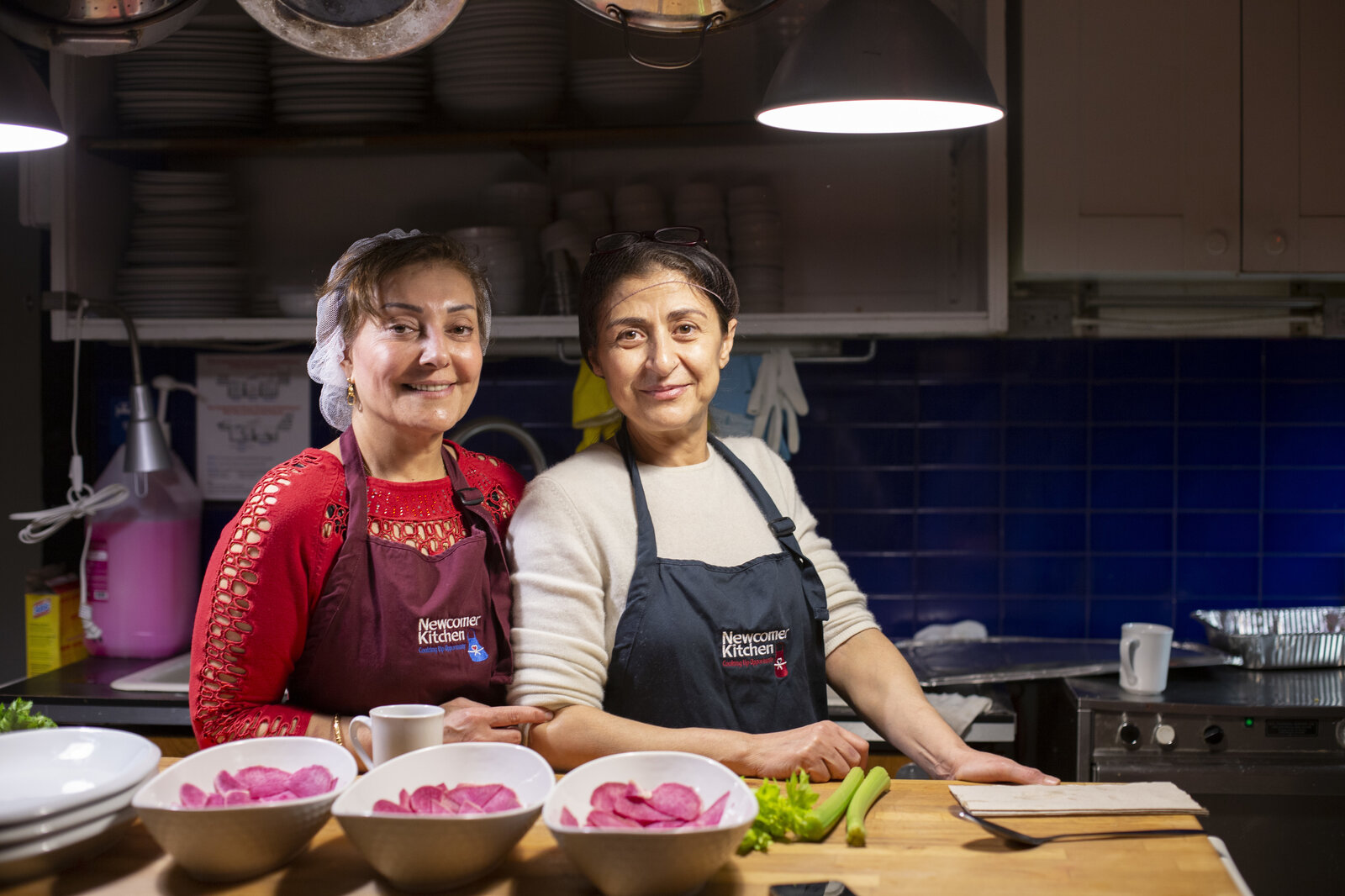 Why A Classic Levantine Dish Is Sailing From Canada To Syrian Refugee Camps
