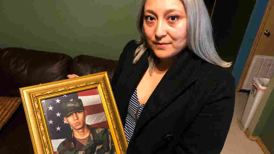 After Felony Conviction, Iraq War Veteran Faces Deportation To Mexico