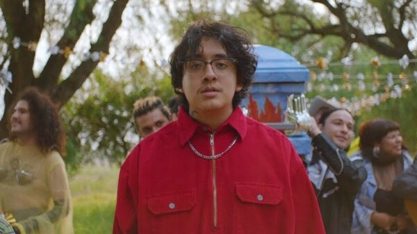 """Cuco dedicated his new """"Hydrocodone"""" music video to the memory of ourselves through time."""