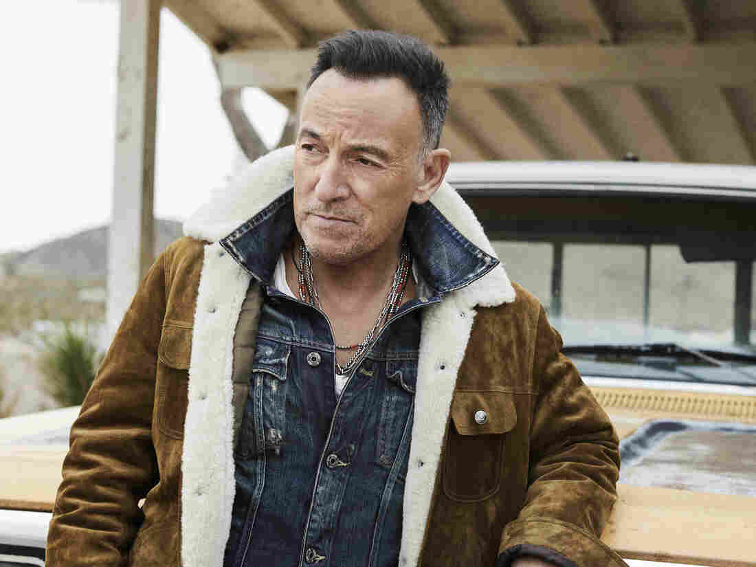 Bruce Springsteen Reveals 'Western Stars' Album