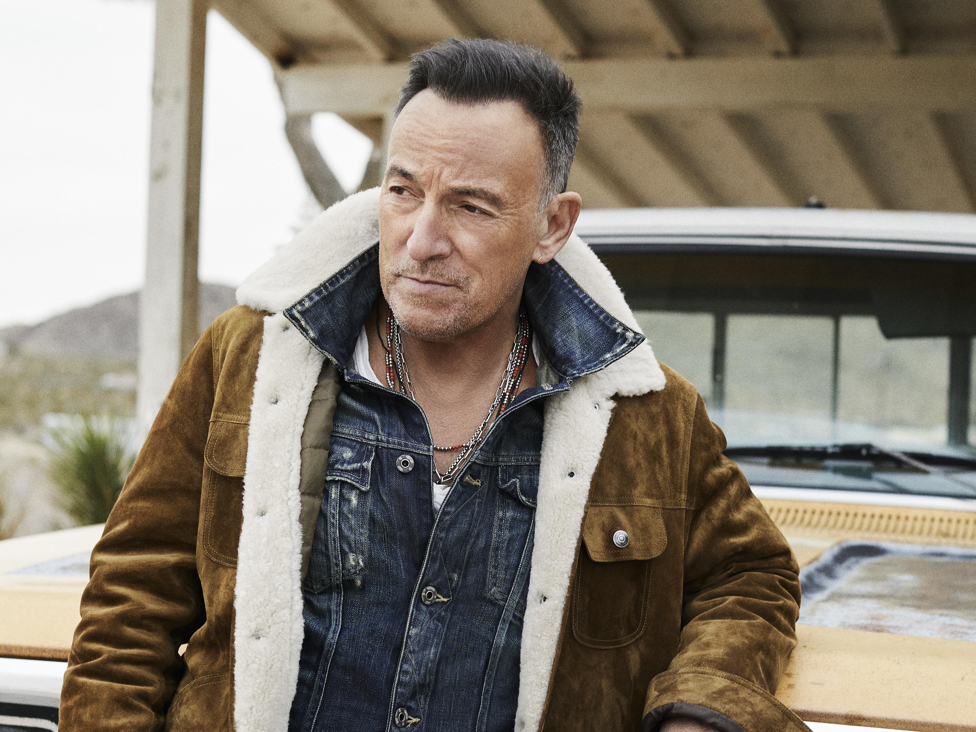 Bruce Springsteen Announces New Album 'Western Stars'