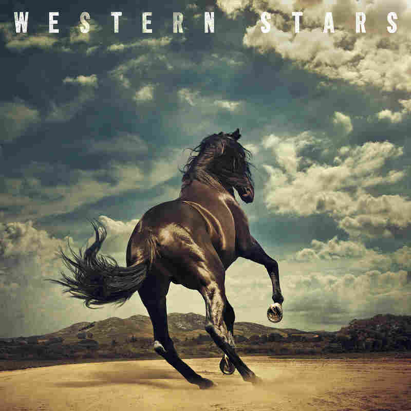 Bruce Springsteen Announces New Studio Album, 'Western Stars'