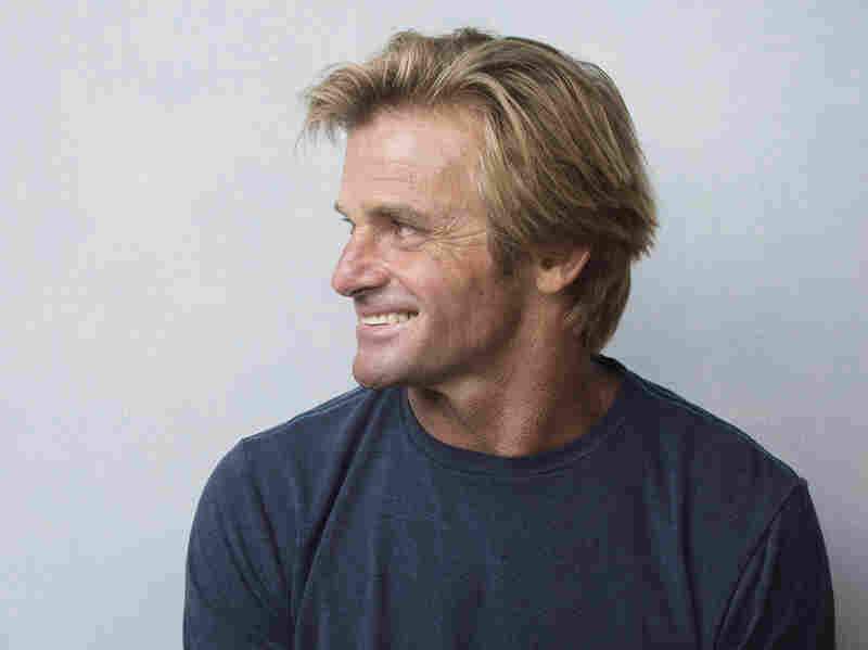 Laird Hamilton poses for a portrait during the Sundance Film Festival on Sunday, Jan. 22, 2017, in Park City, Utah.