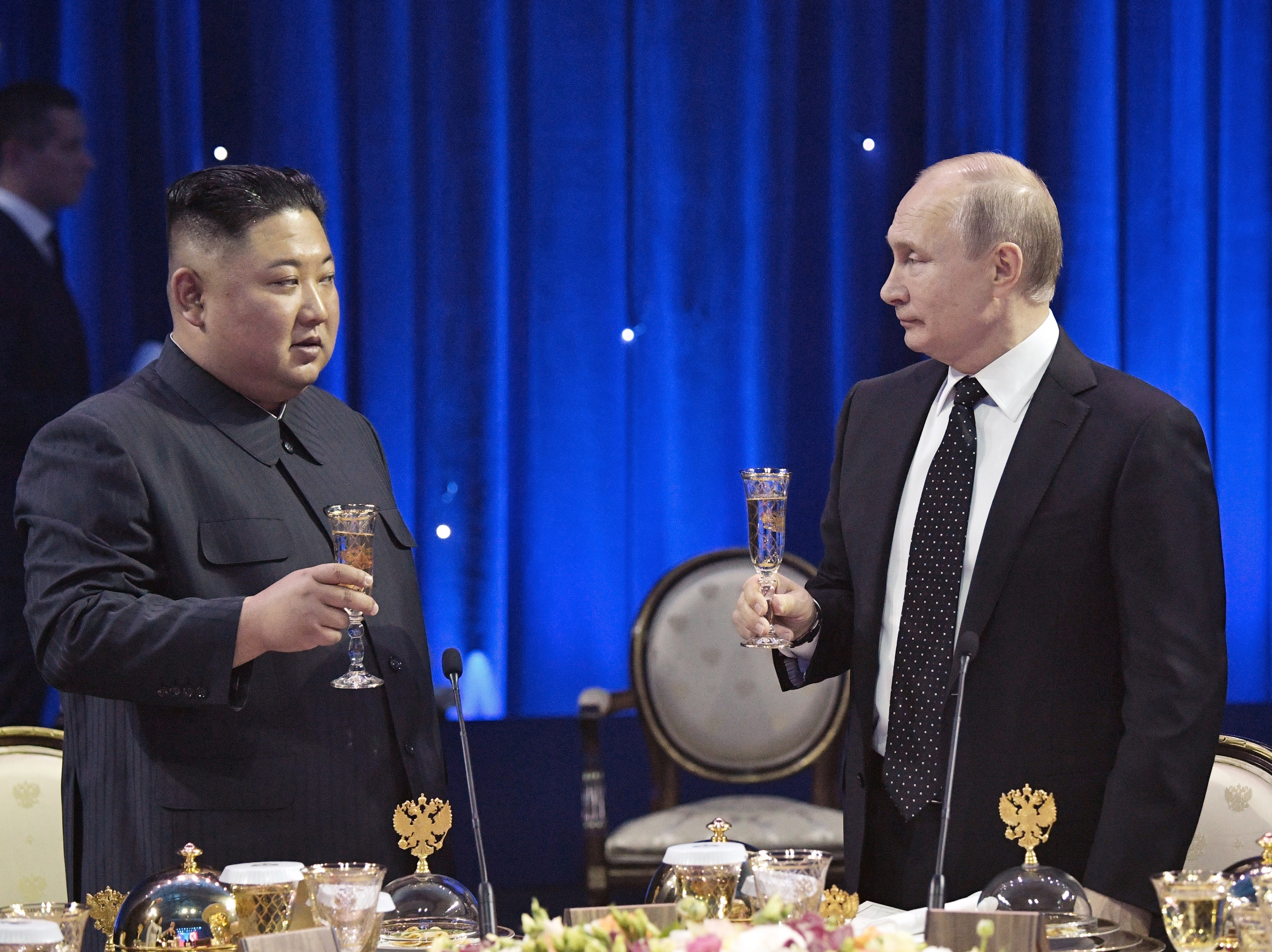 Kim Jong Un Willing To Denuclearize If Given Security Guarantees, Putin Says