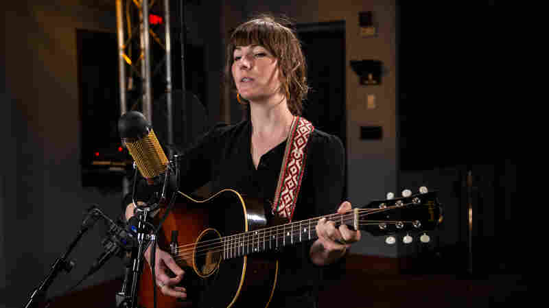 Anna Tivel's Songs Are Mini Movies With Unlikely Stars