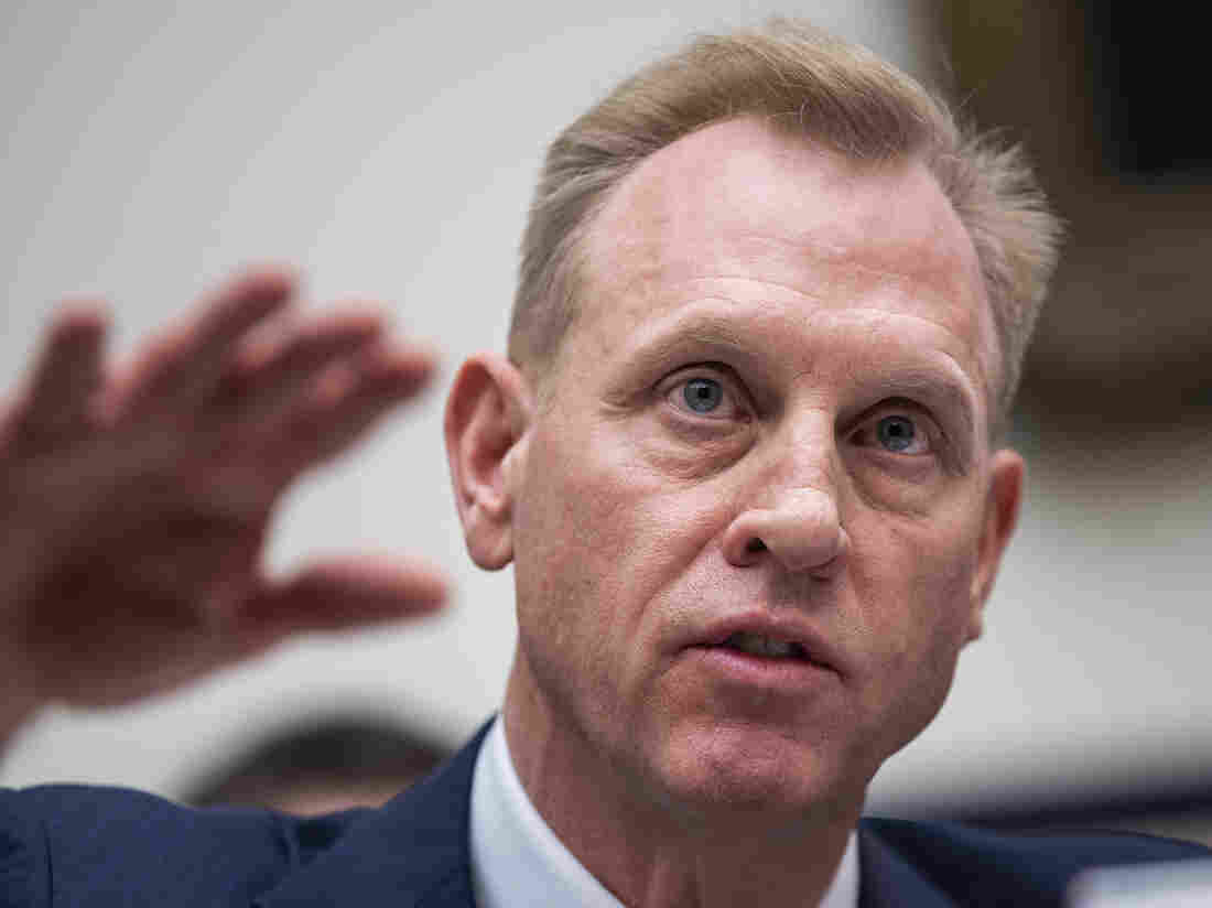 Acting Defense Secretary Patrick Shanahan cleared in ethics probe