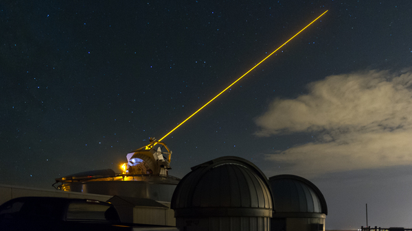 The Jasons have developed technologies such as a laser that can help reduce atmospheric distortion. The Air Force uses it to better photograph passing spy satellites.