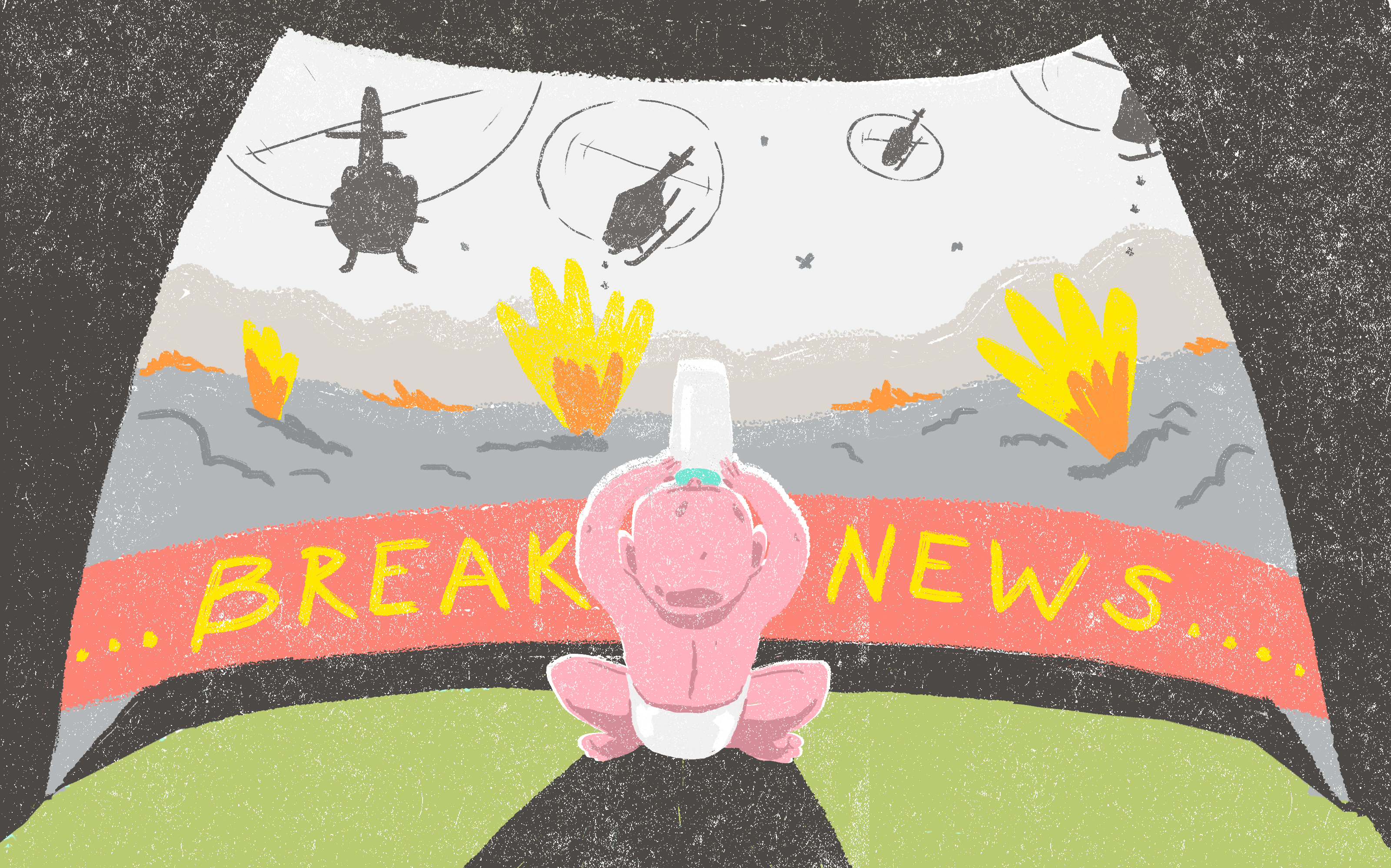 What To Say To Kids When The News Is Scary