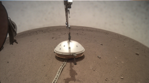 NASA's InSight Probe May Have Recorded First Sounds Of Marsquake