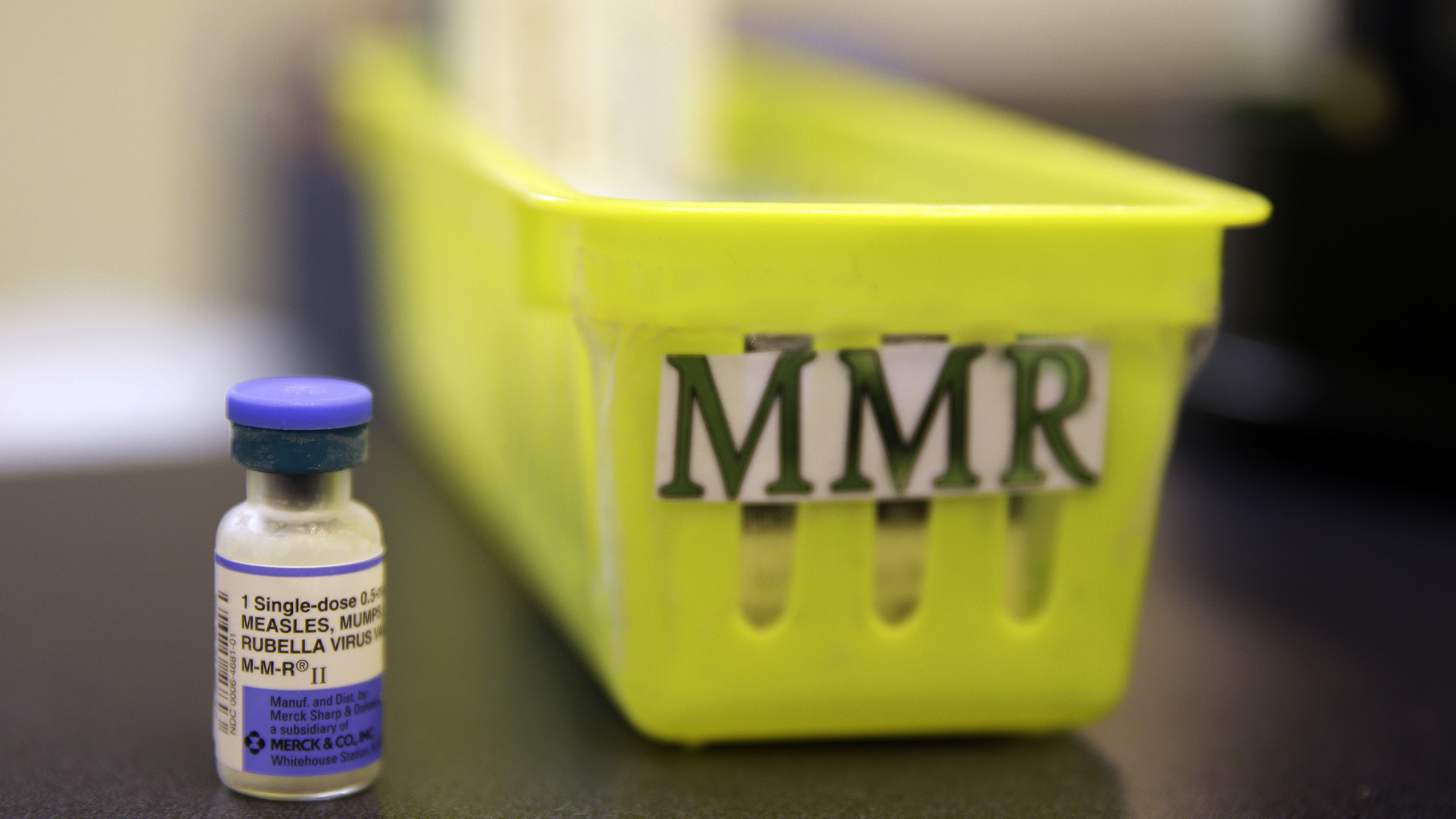 MMR — the modern combination vaccine against measles, mumps and rubella — provides stronger, longer-lasting protection against measles than the stand-alone measles vaccine typically given in the U.S. in the early 1960s.