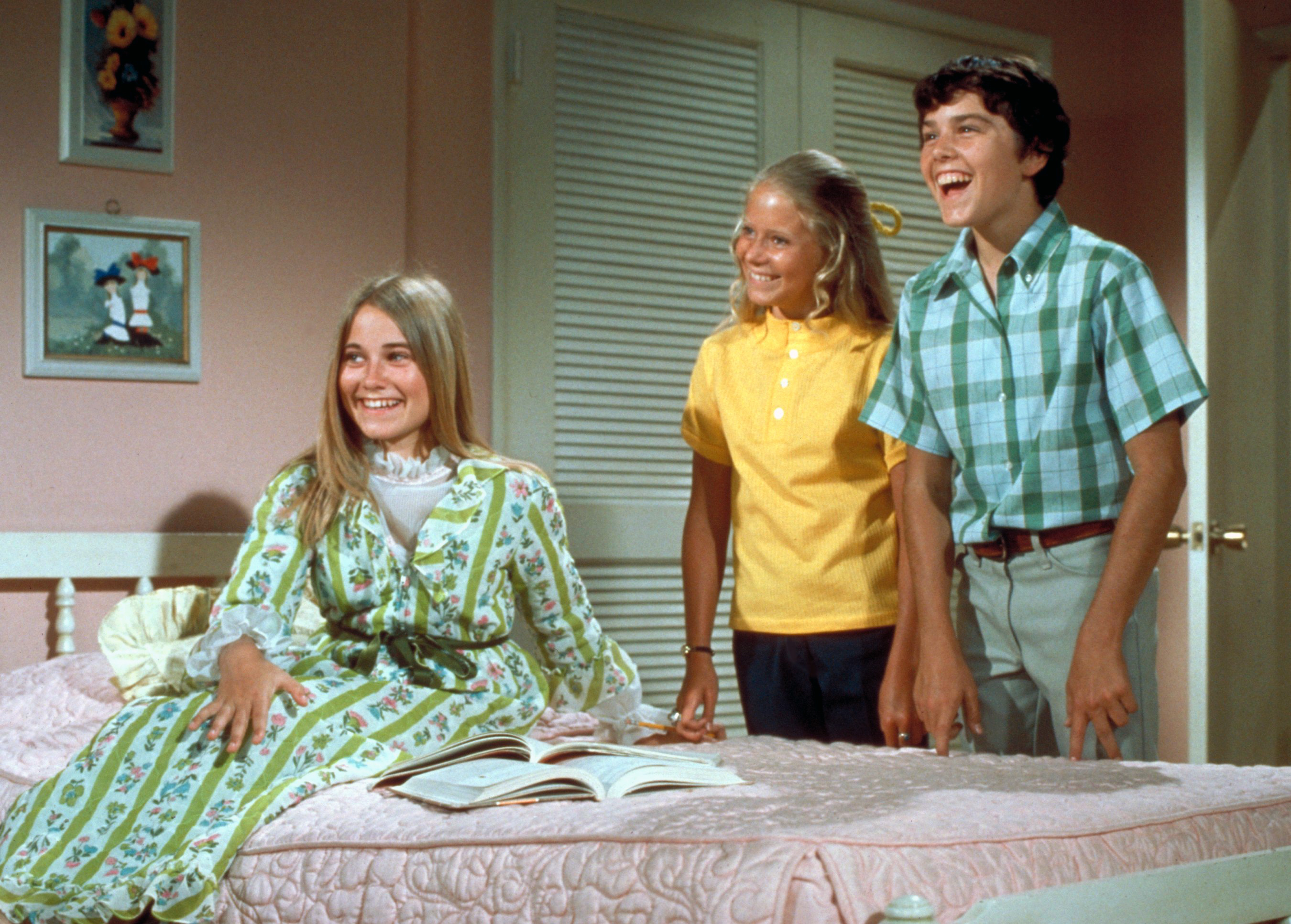 'Brady Bunch' Episode Fuels Campaigns Against Vaccines — And Marcia's Miffed