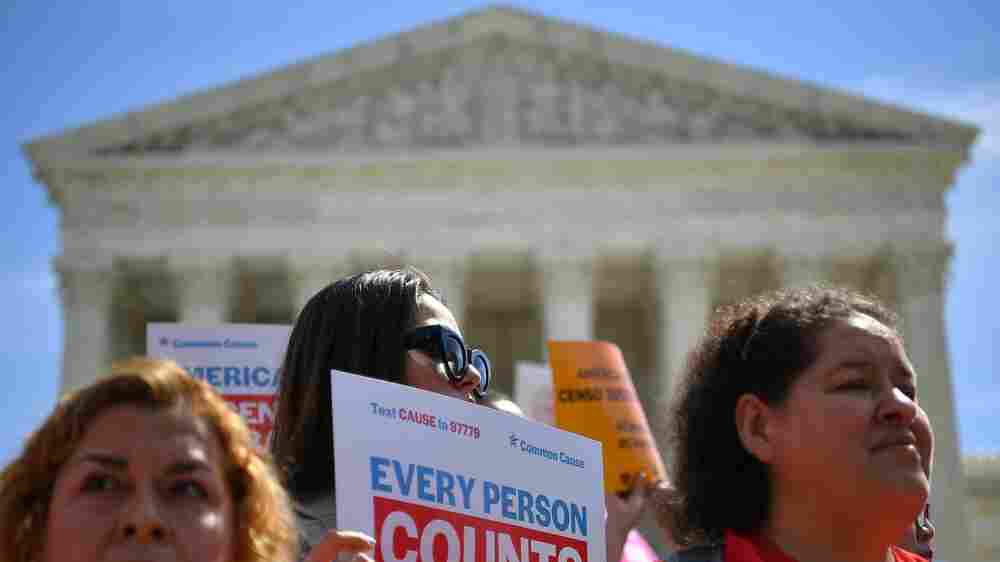 Trump Threatens Census Delay After Supreme Court Leaves Citizenship Question Blocked