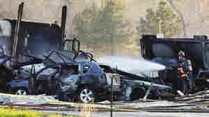 Colorado Highway Crash: At Least 4 People Killed In Fiery 28-Vehicle Pileup