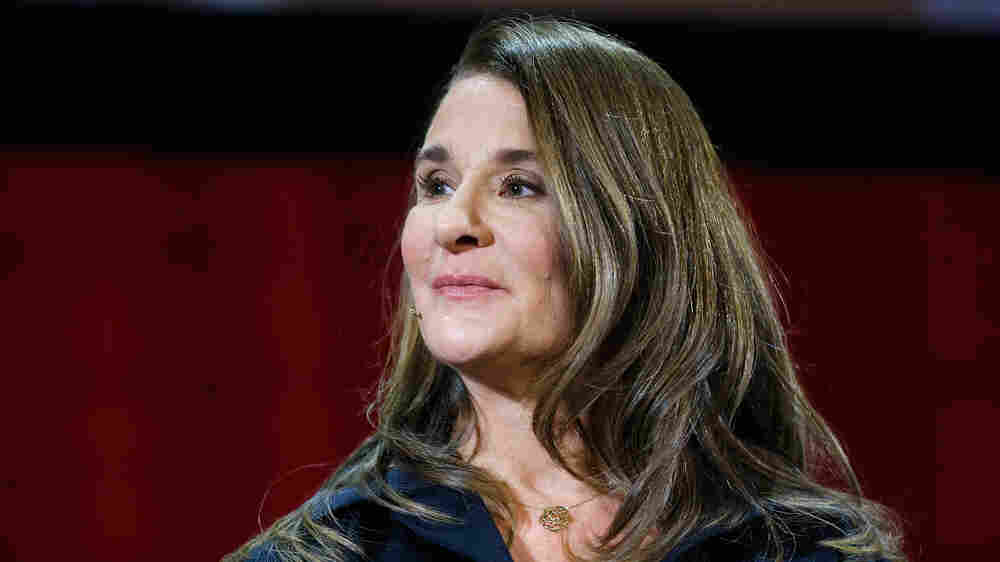 Melinda Gates On Marriage, Parenting And Why She Made Bill Drive The Kids To School