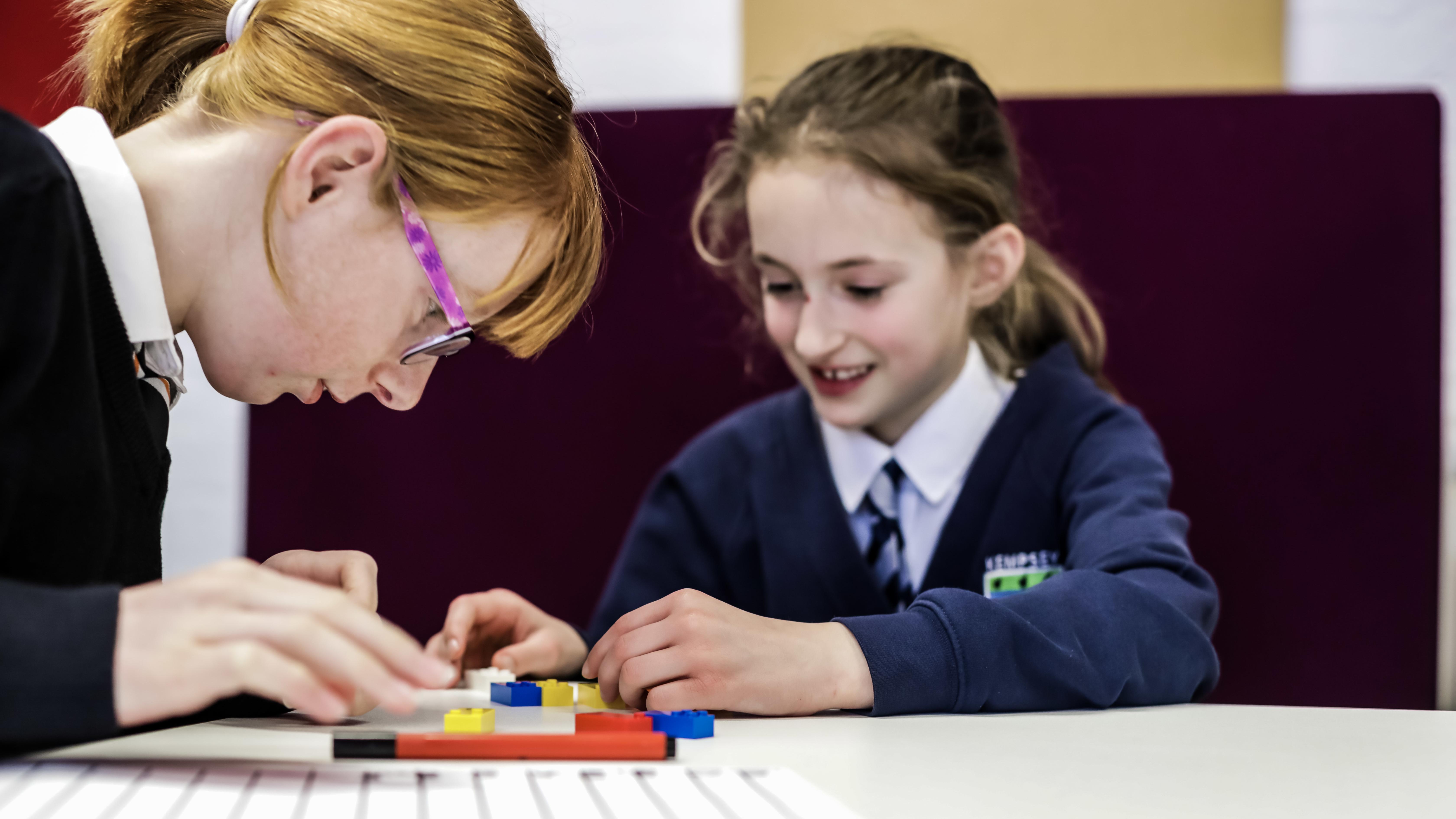 To Help Children Learn Braille Lego Will Introduce Bricks Designed