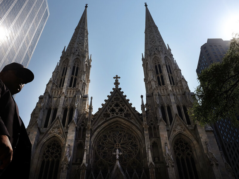 New York Archdiocese Names 120 Clergy 'Credibly Accused' Of Child