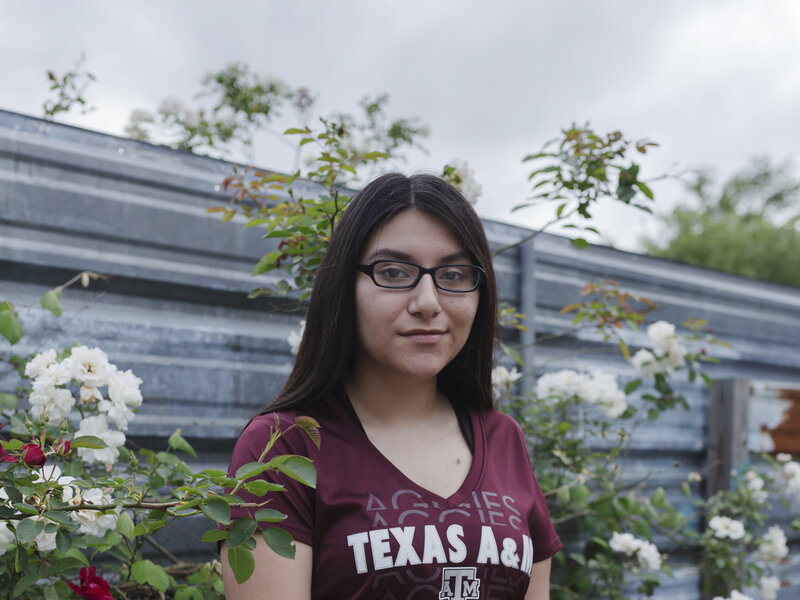 ef78e43e This Teen Nearly Died In A School Shooting. Now She's Just Trying To Live