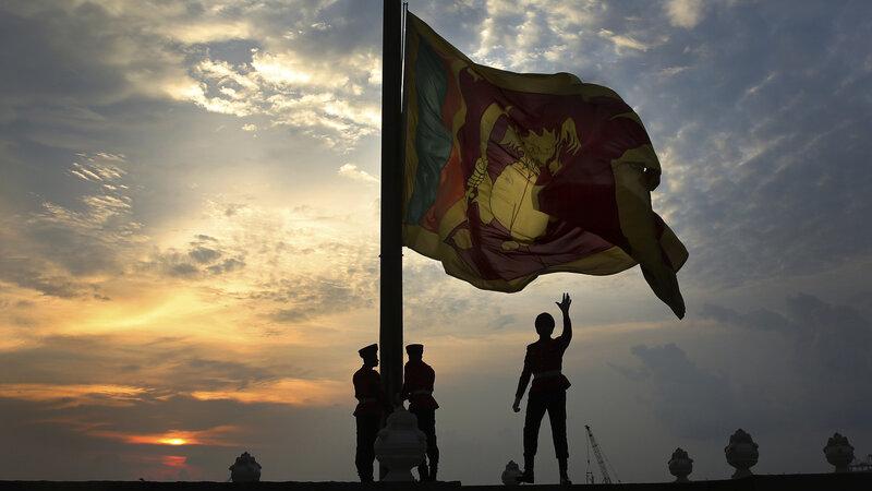 Sri Lanka President Bans Face Coverings Over Security