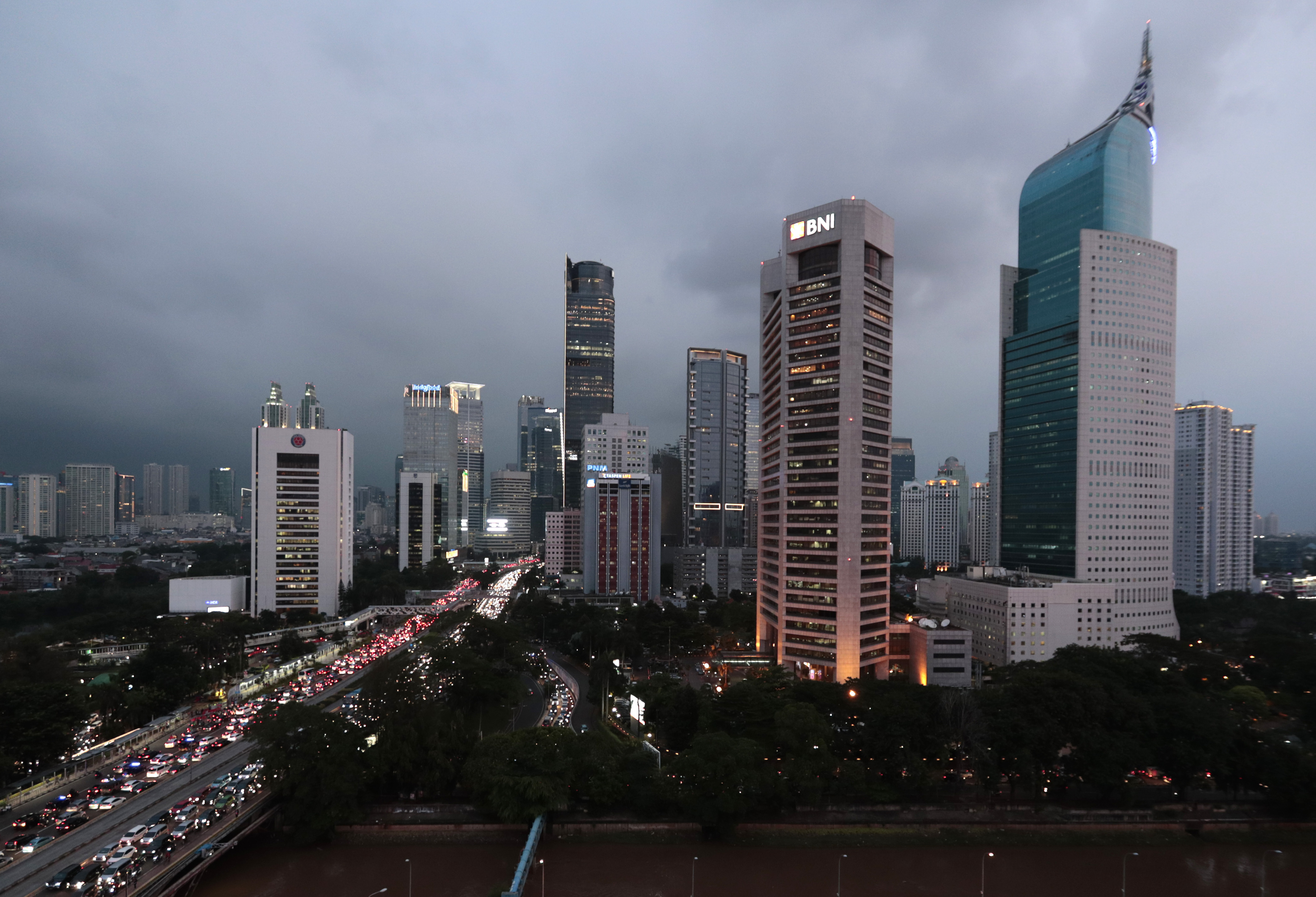 Indonesia Plans To Move Its Capital Because Jakarta Is Sinking Npr