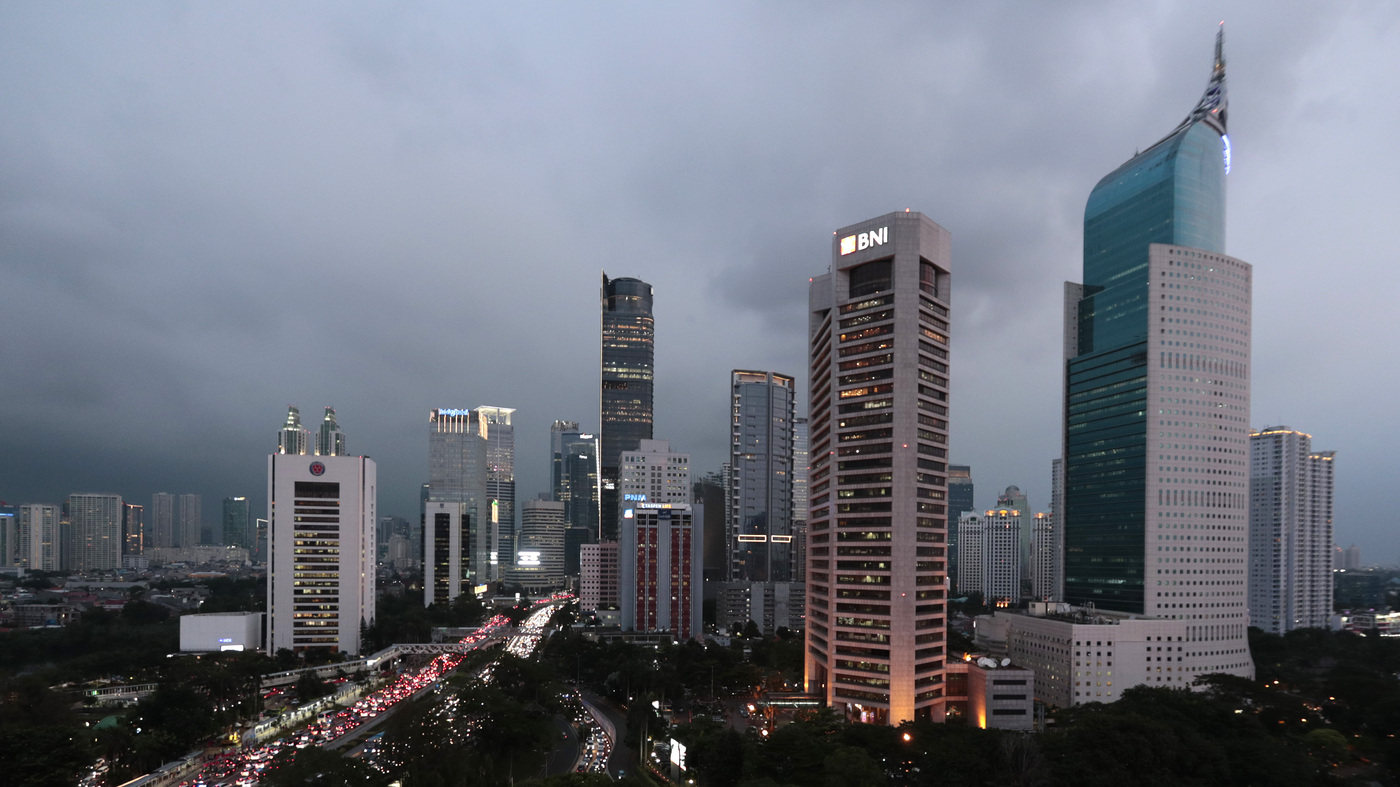 Indonesia Plans To Move Its Capital Out Of Jakarta, A City