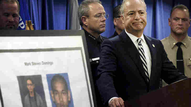 FBI Says It Thwarted A Planned Terrorist Attack By A Man In Los Angeles Area