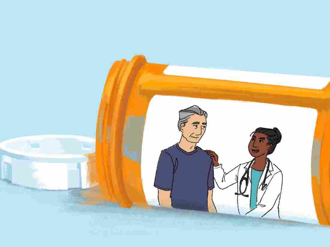 It's not the pill. It's the doctor-patient relationship.