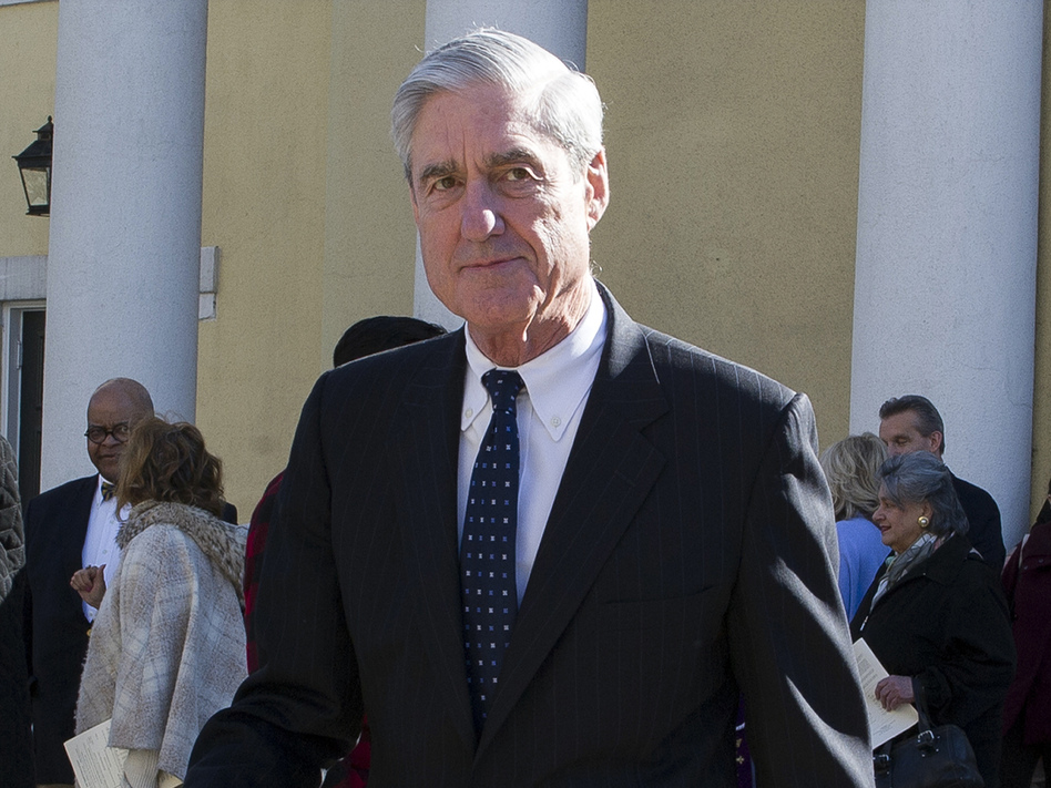 The revelation of special counsel Robert Mueller's concerns about the handling of his investigation's conclusions have added to calls for him to present his own findings to Congress. (Cliff Owen/AP)
